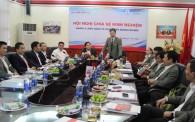 Giao lưu chia sẻ kinh nghiệm quản lý doanh nghiệp với PC Sơn La